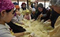 ~伝統食講座①~米糀の仕込みと塩糀づくり